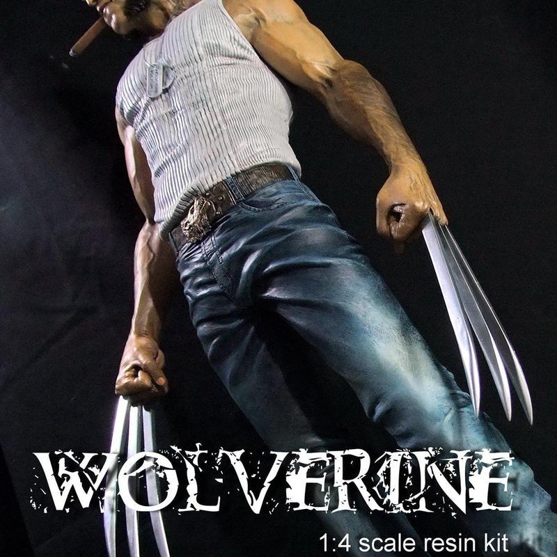 Wolverine kit【6月末までの予約】