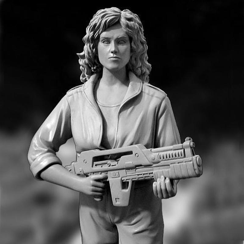 ALIEN2 Ellen Ripley Kit