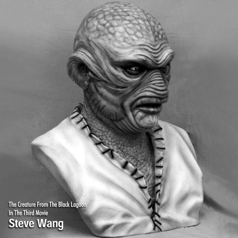 The Creature From The Black Lagoon In The Third Movie Kit【取り寄せ】