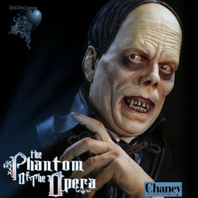 Phantom of the Opera Bust Kit【取り寄せ】