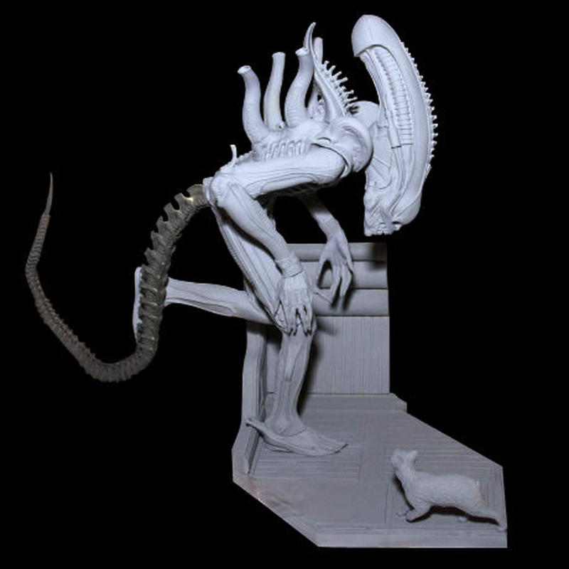 ALIEN & JONES 1/4scale  kit【入荷中】