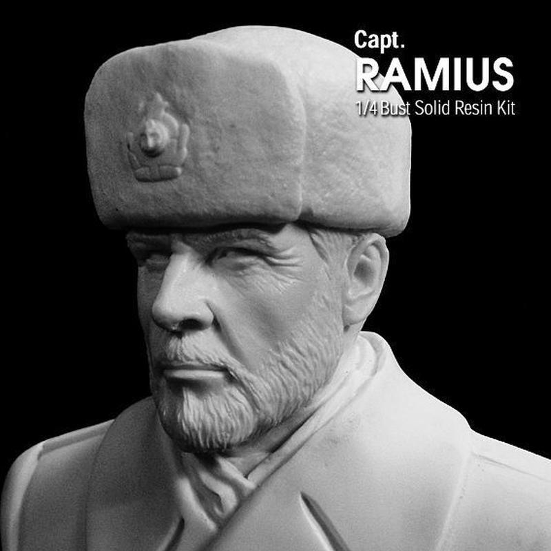 Cap.Ramius Kit