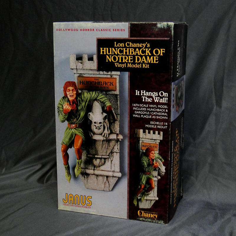 Hunchback of Notre Dame キット【入荷中】
