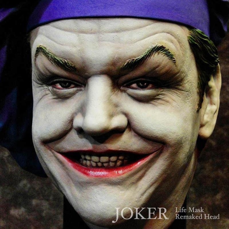 Joker 1/1 Wall-Hanger完成品