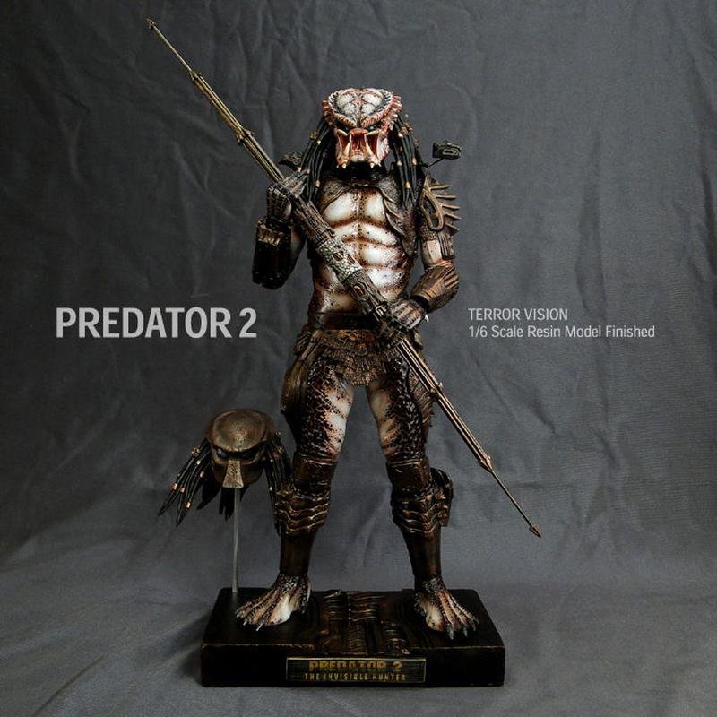 Predator2完成品