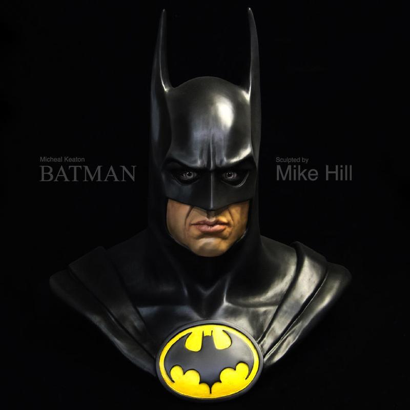 KEATON BATMAN 完成品