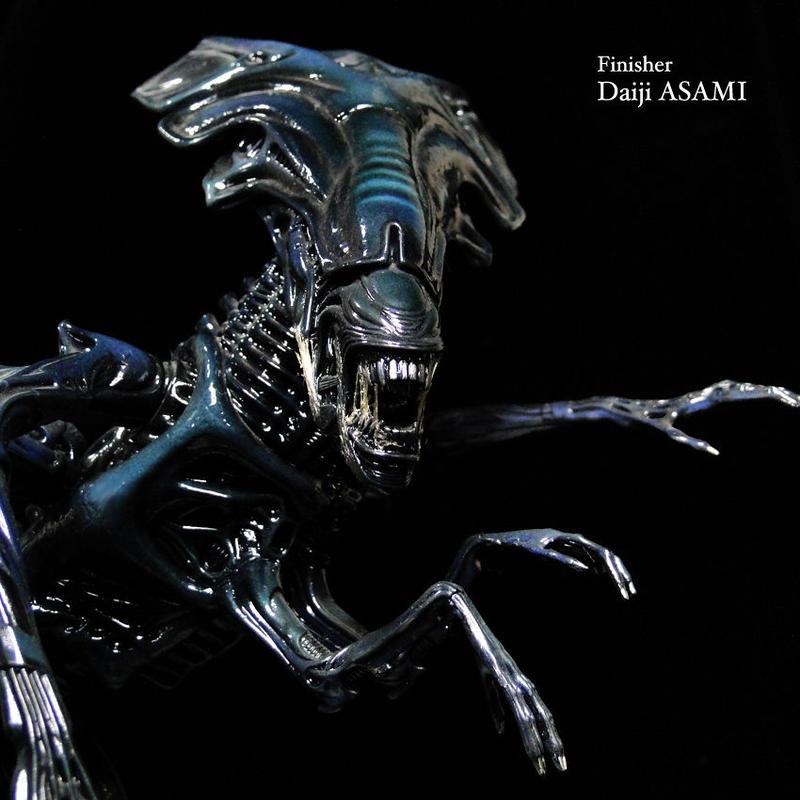 Alien Queen 完成品