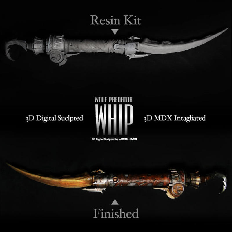 Wolf Predator WHIP Kit【入荷中】