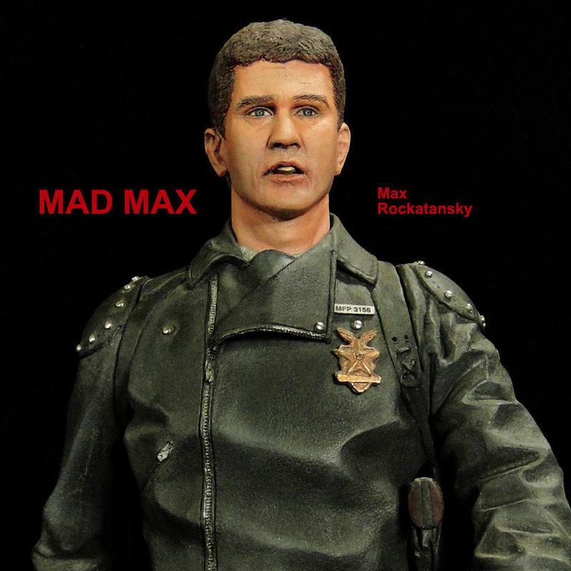 MAD MAX 完成品