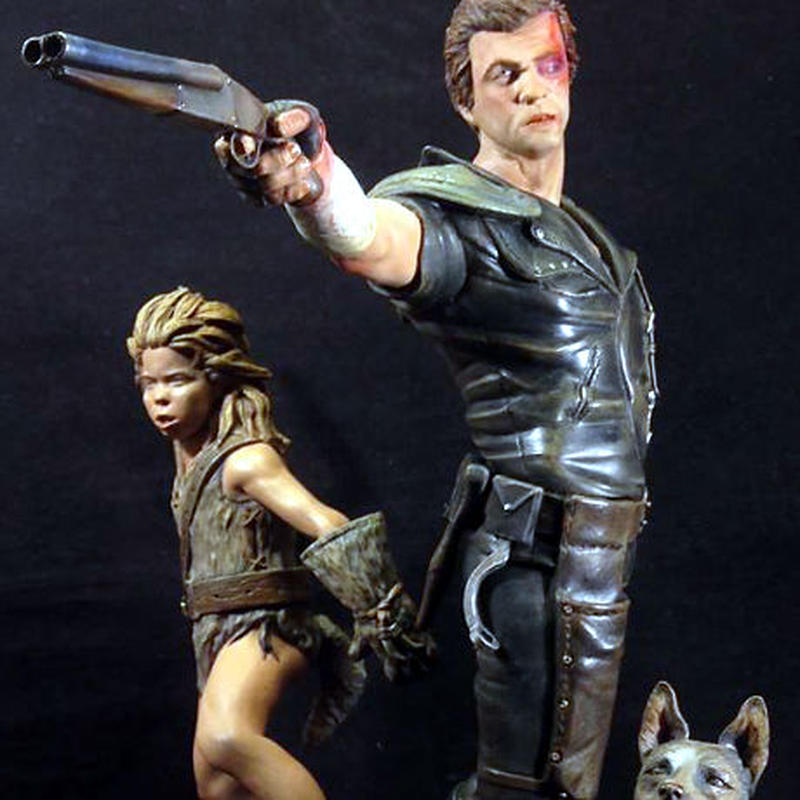MAD MAX II 1/6scale kit【入荷中】
