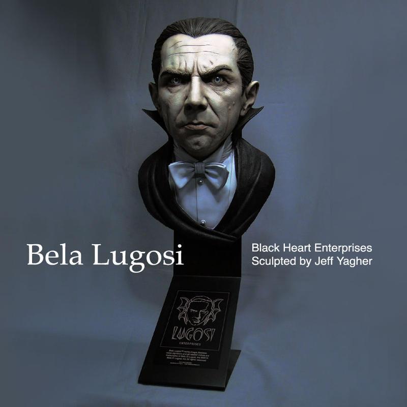 Bela Lugoshi Dracula 完成品