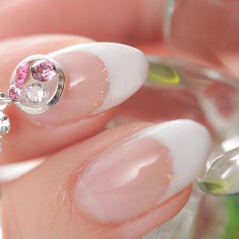 スワロフスキー  swing pink L