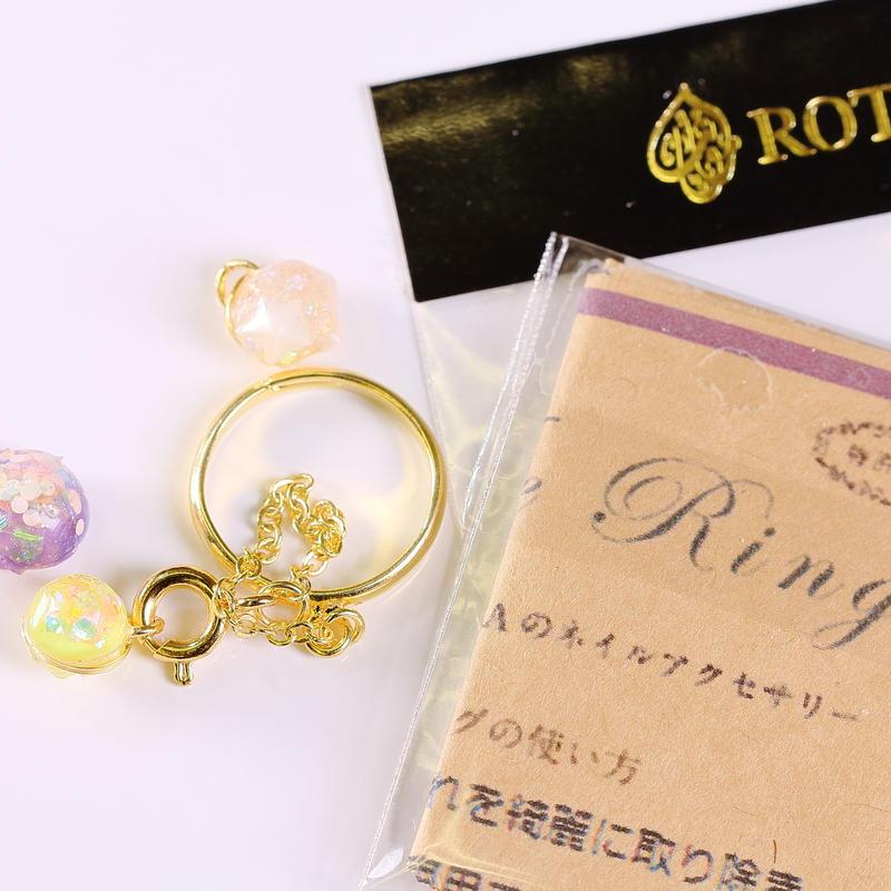 【期間限定】夏ネイルセット ゴールド