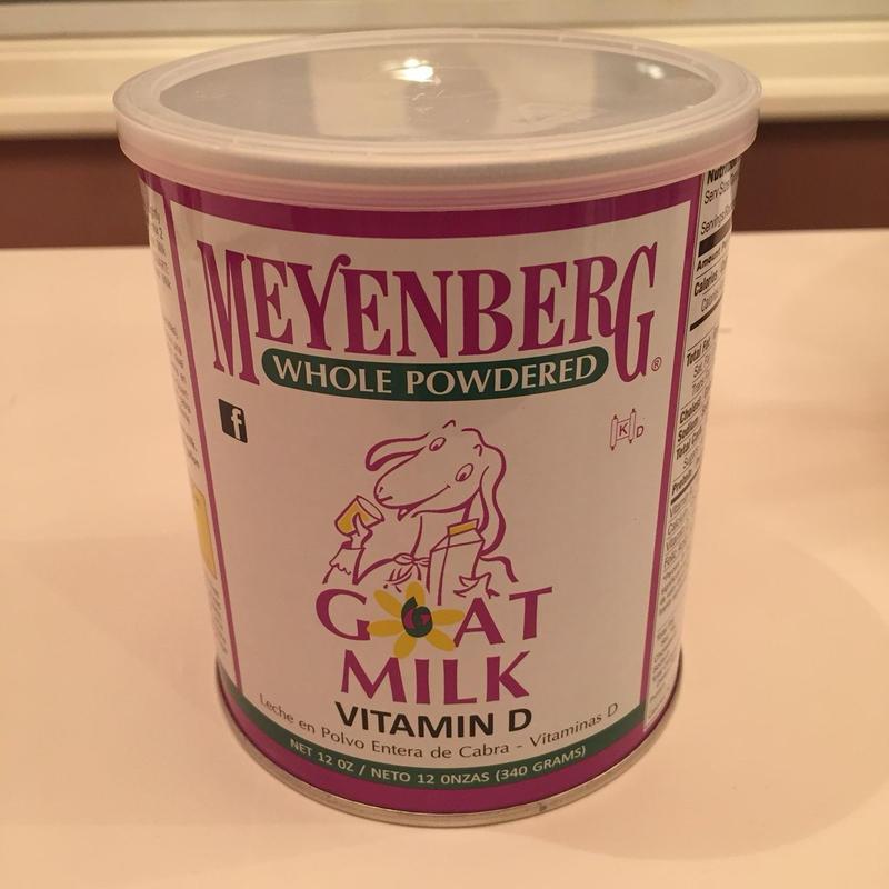 メインバーグ ゴートミルク