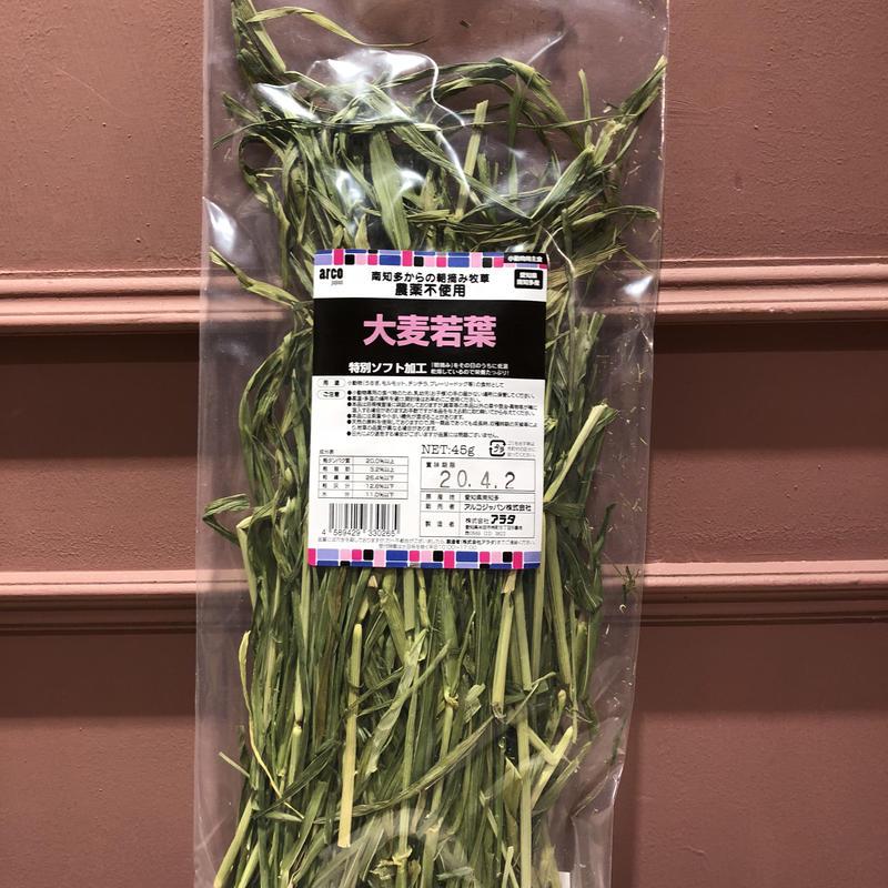 愛知県産大麦若葉  45g