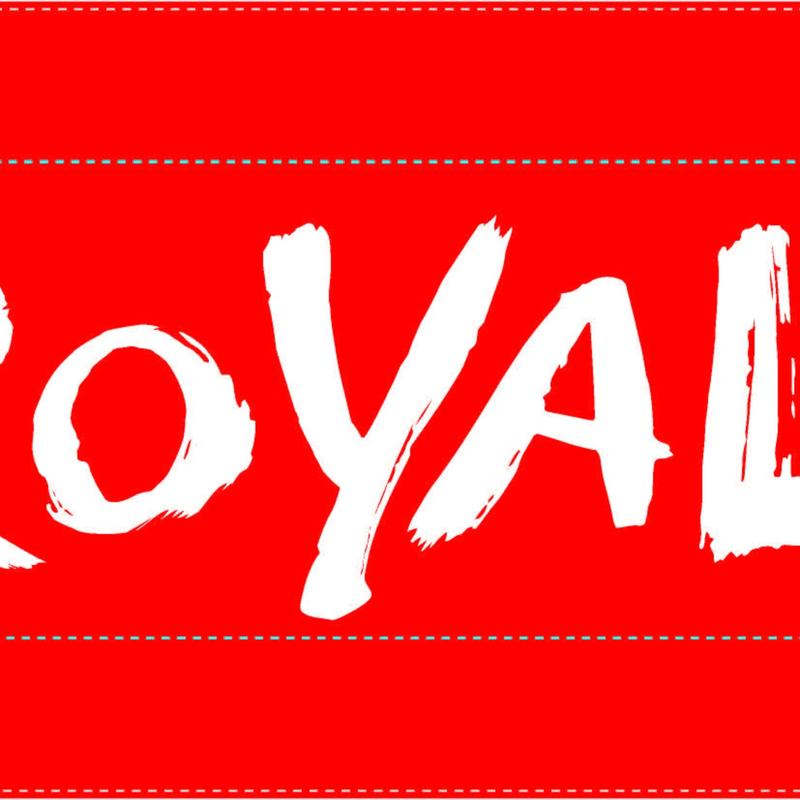 ROYALpark2018タオル