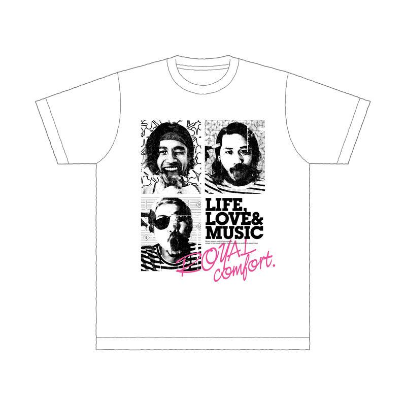 Tシャツ(6都市ツアー)