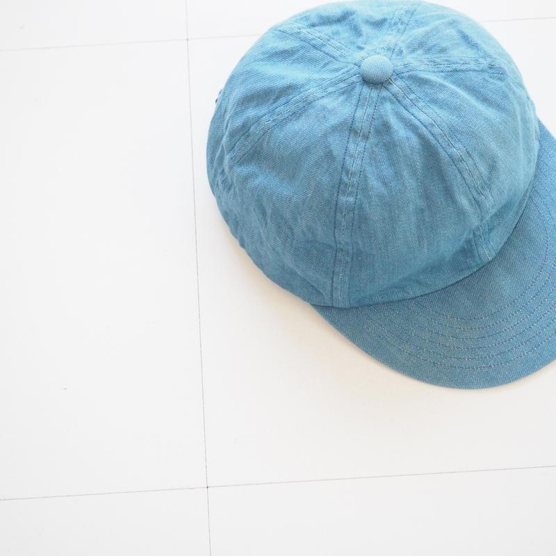 "COMESANDGOES  ""DENIM CAP"""