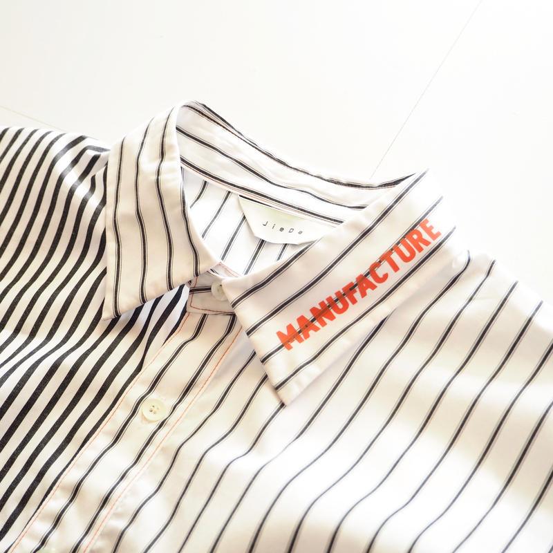 "JieDa ""Crazy Switching  Shirt""  unisex"
