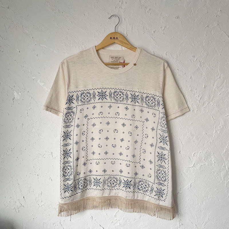 【GO TO HOLLYWOOD】テンジク キリカエ TEE (SIZE 01・02)
