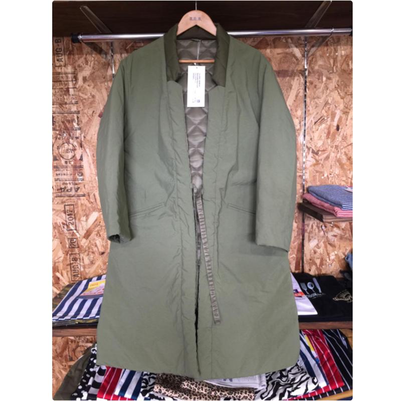 【blurhms】Reversible Haori Coat