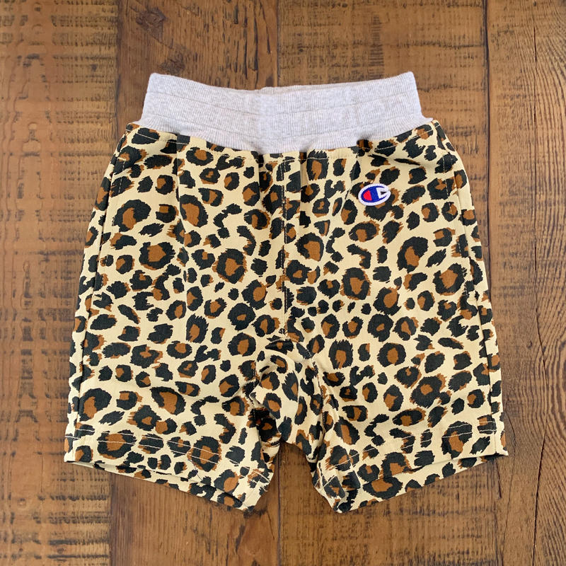 【Champion 】SHORT PANTS (LEOPARD)