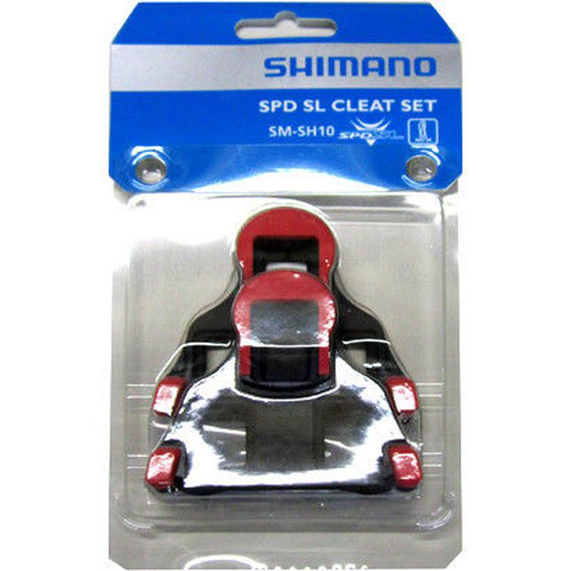 ■SHIMANO  SM-SH10 固定モード(赤)
