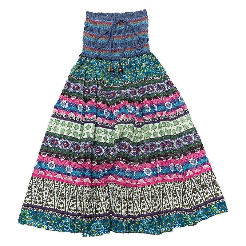 【 IMPORT 】ETHNIC DRESS