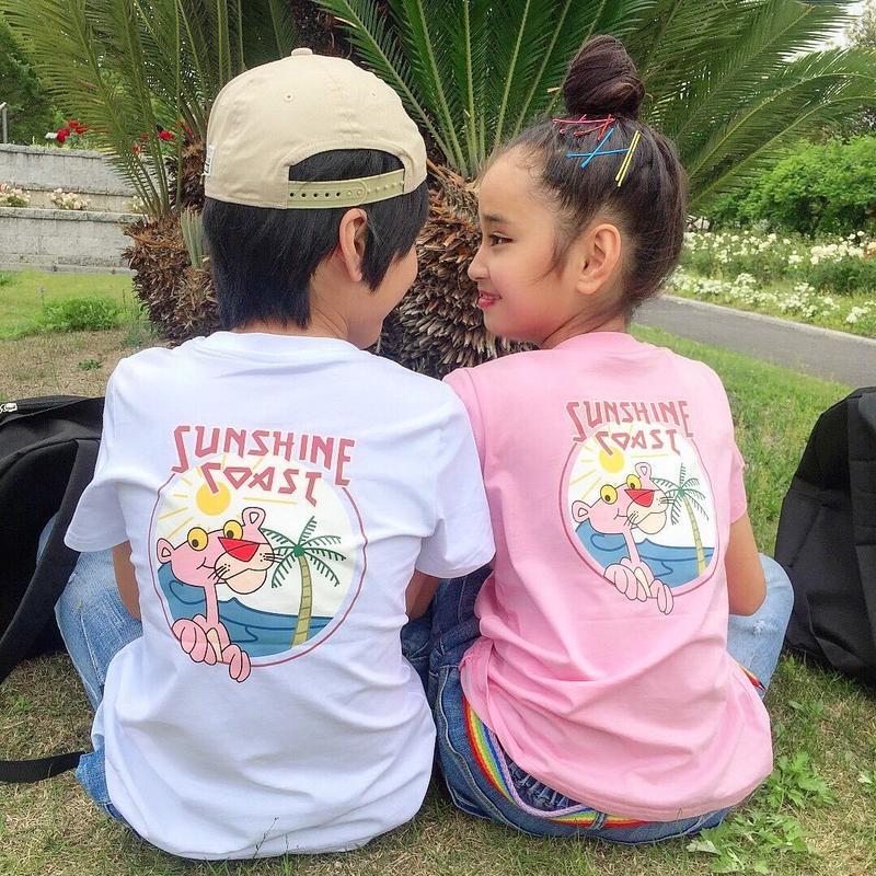 ピンクパンサーTシャツ