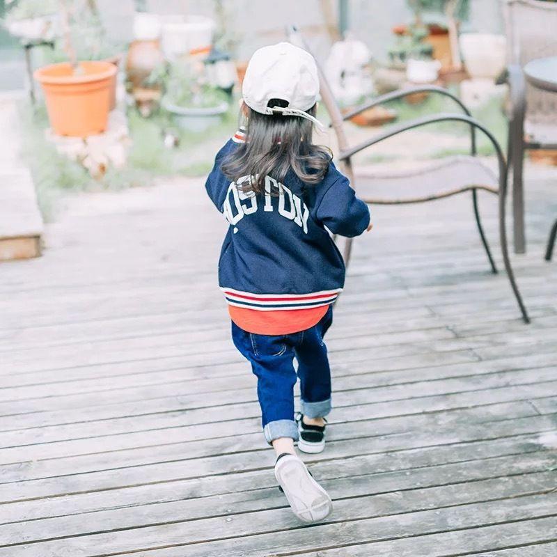 ボストンプリントジャケット