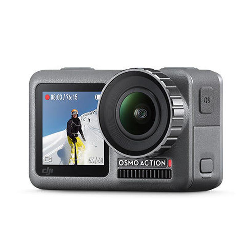 DJI Osmo Action 小型アクションカメラ
