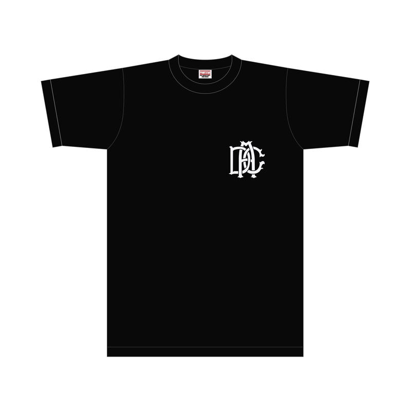 DCA LOGO T- shirt  black