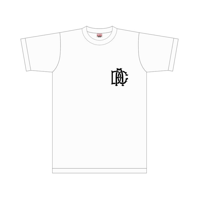 DCA LOGO T- shirt   white