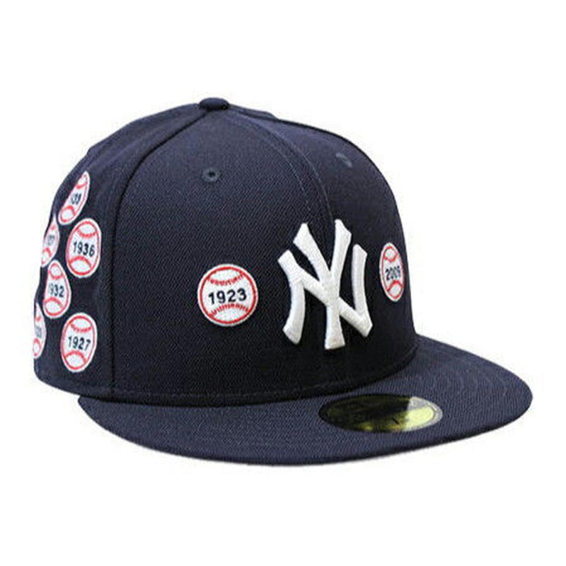 "【残り僅か】 NEWERA 59FIFTY ""Spike Lee Joint"" cap (Black)"