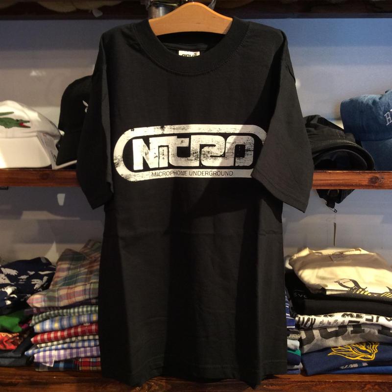 """【ラス1】NITRO MICROPHON UNDERGROUND """"FUJI ROCK FESTIVAL"""" limited tee (kids)"""