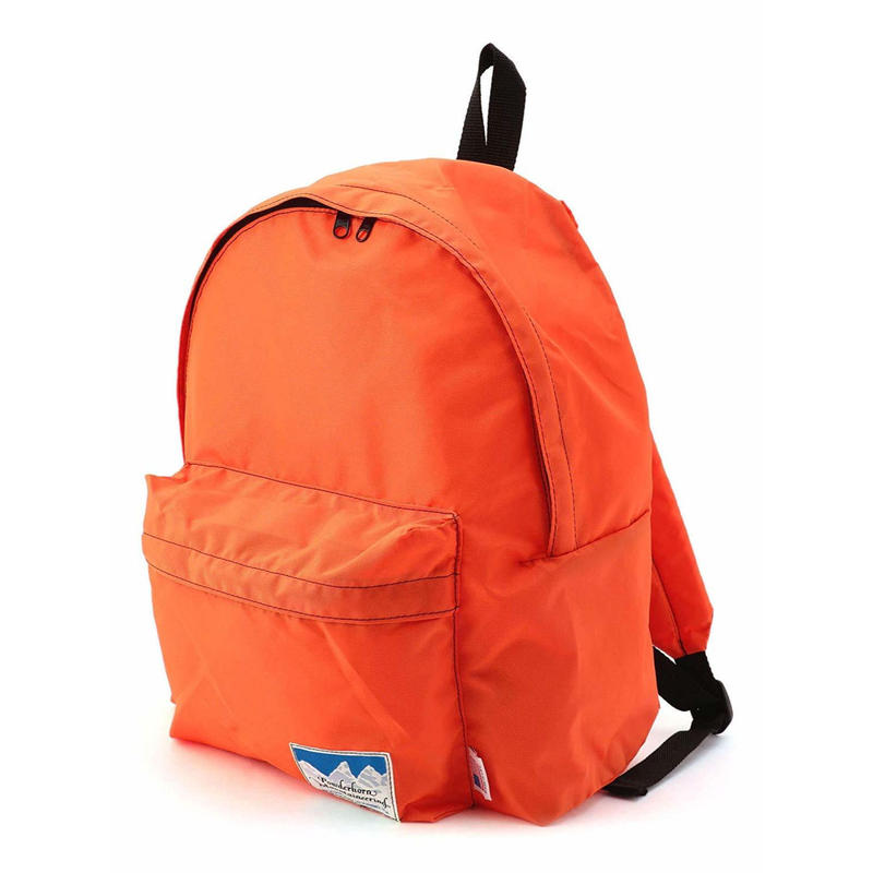 【残り僅か】Powderhorn Mountaineering daypack (Orange)