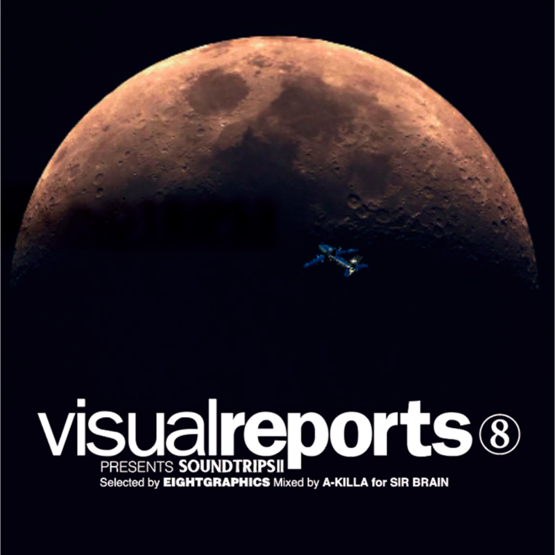 "visualreports® ""SOUND TRIPS II"" mix CD (全34曲)"