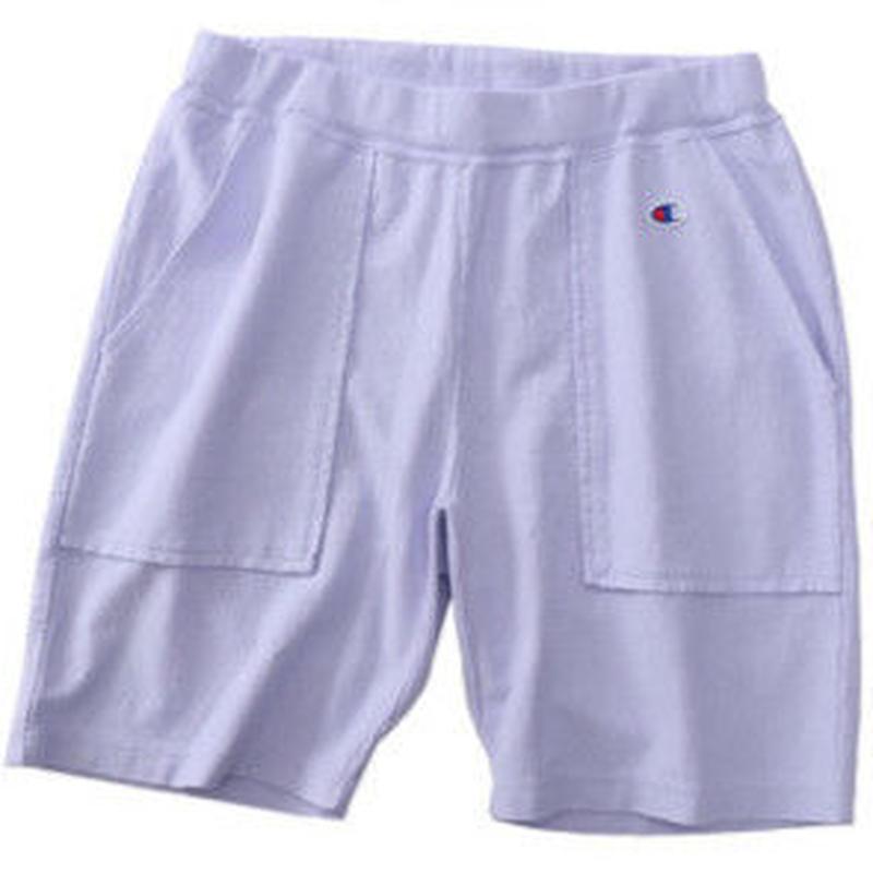 【ラス1】Champion reverse weave short pants (Lavender)