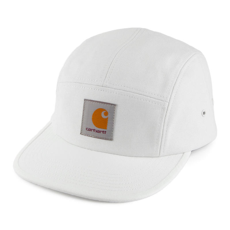 【ラス1】Carhartt 5Panel adjuster cap (White)
