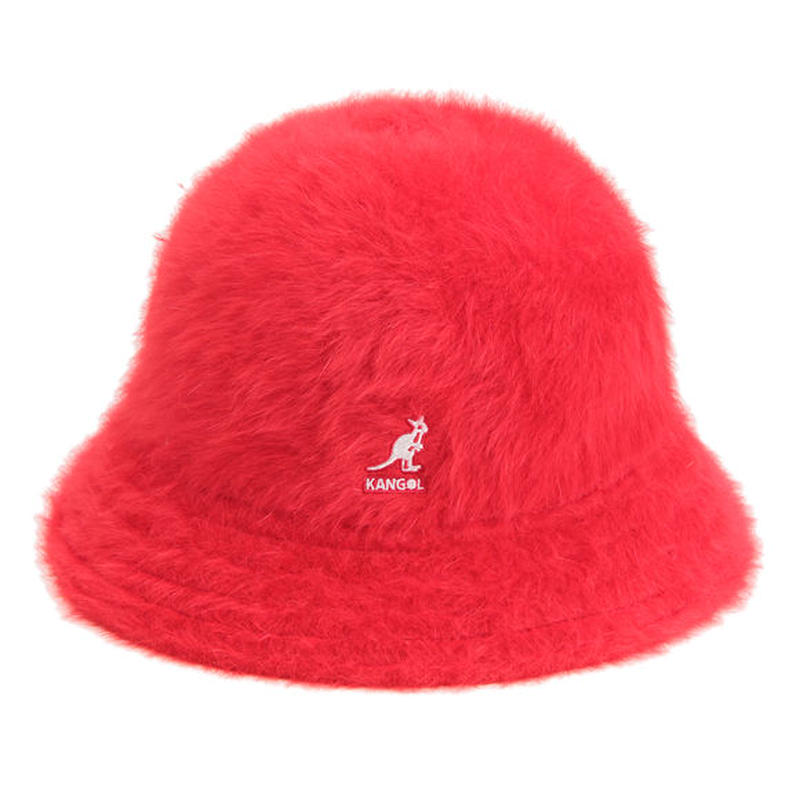 "KANGOL  ""FURGORA"" CASUAL HAT(Red)"