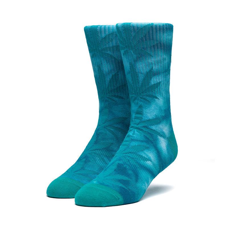 """【ラス1】HUF """"PLANTLIFE"""" TIEDYE SOCK (BLUE IRIS)"""