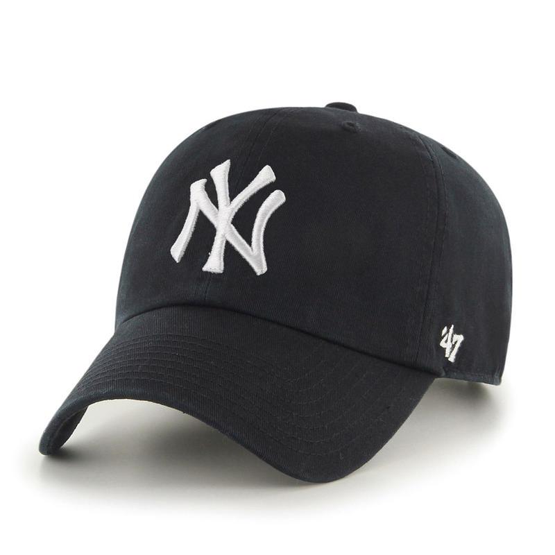 【残り僅か】'47 CLEAN UP Yankees adjuster cap (Black)