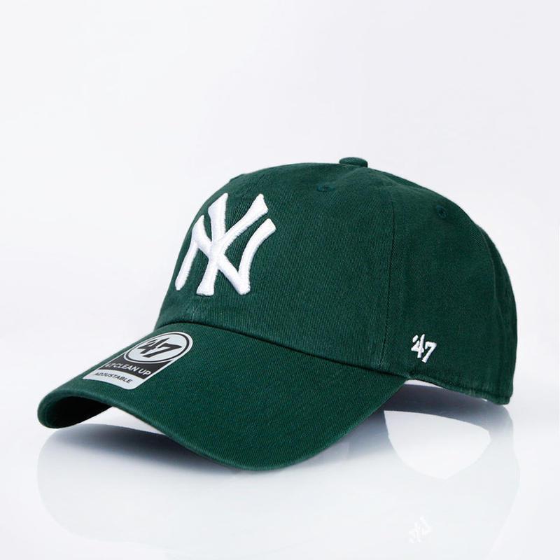 【残り僅か】'47 CLEAN UP Yankees adjuster cap (Dark Green)