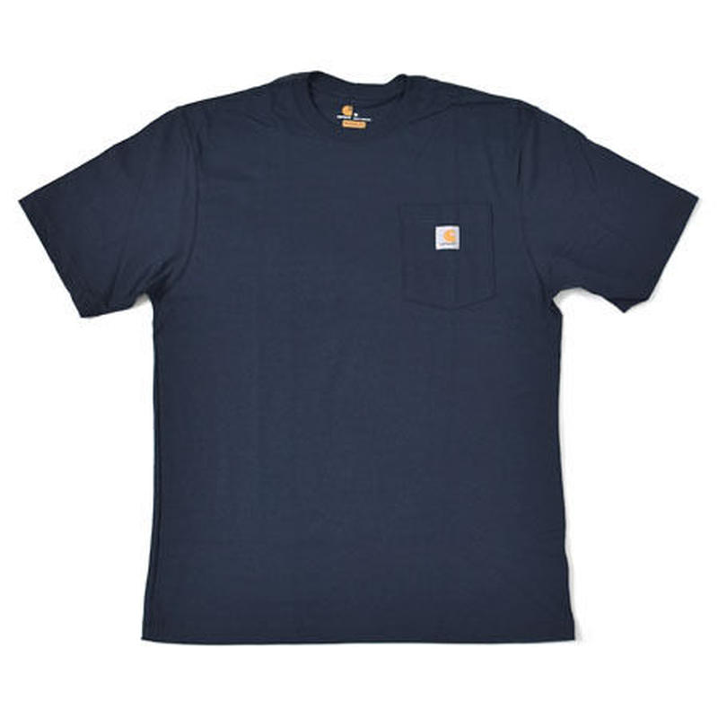 Carhartt pocket tee (Navy)
