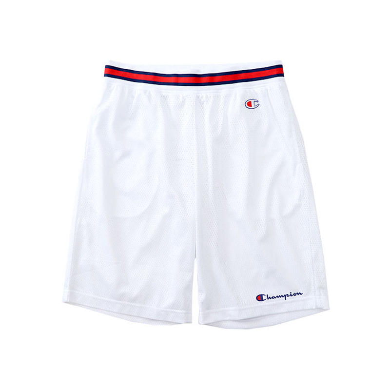 【残り僅か】Champion Action Style mesh pants(White)