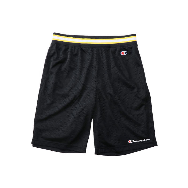 【残り僅か】Champion Action Style mesh pants (Black)