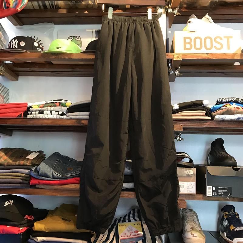 U.S.ARMY IPFU training nylon pants (Black)