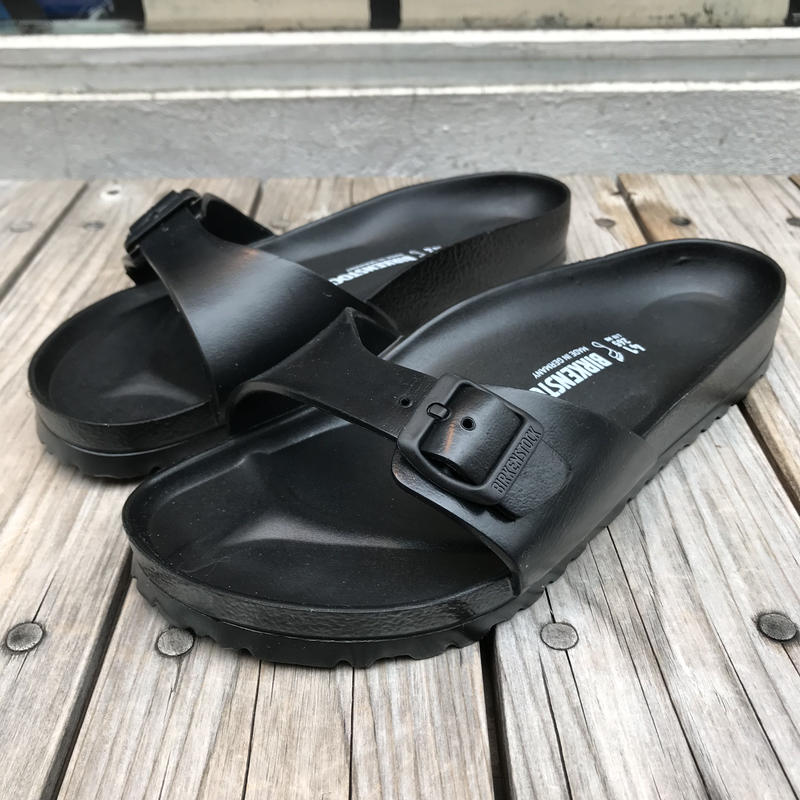 BIRKENSTOCK MADRID EVA (Black)