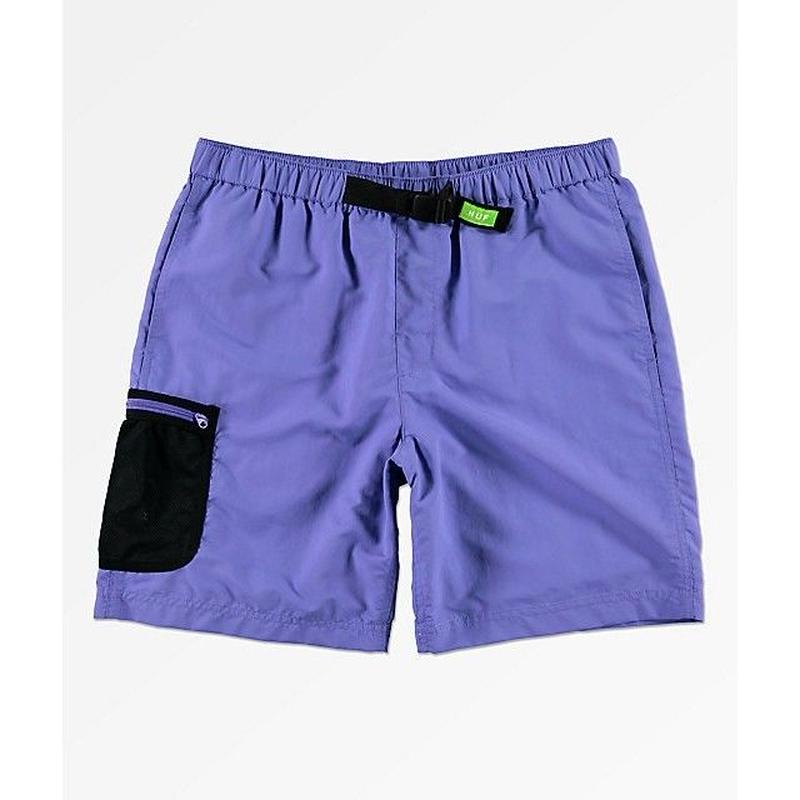 HUF CROSBY SHORT (Blue Iris)