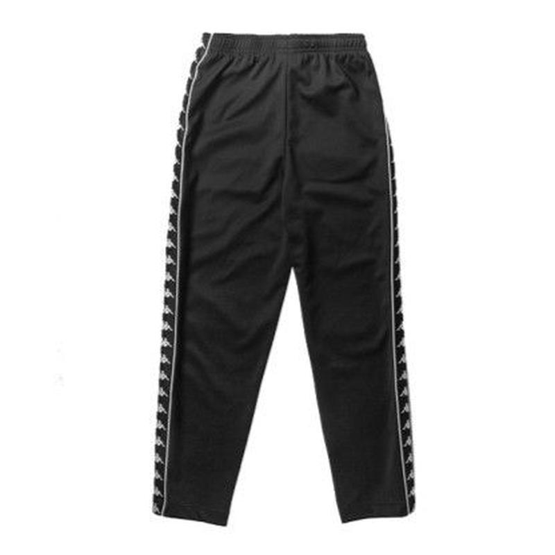 """【ラス1】KAPPA """"BANDA"""" track pants (Black)"""